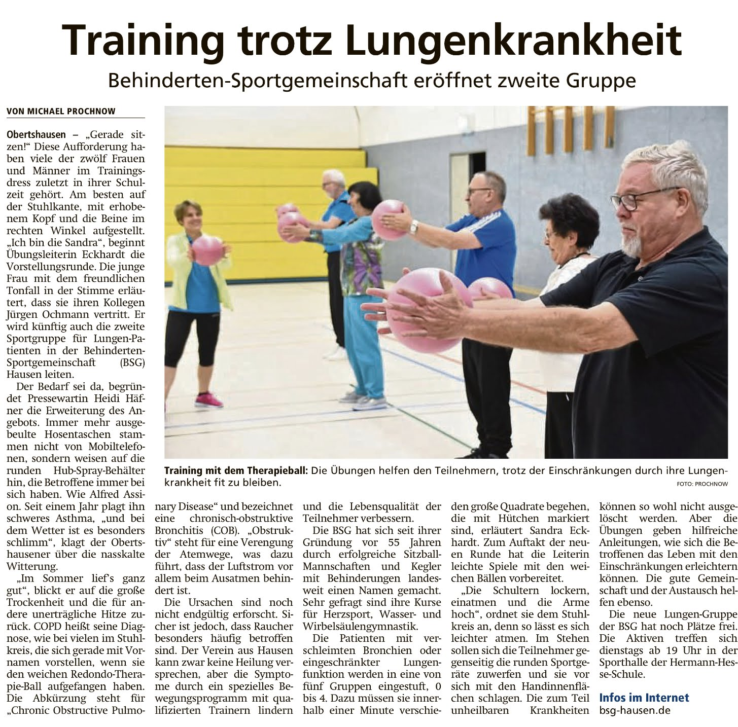 Lungensport - OP - 07-11-2019